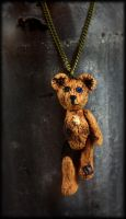 Beloved Teddy Bear by NeverlandJewelry