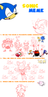Woo, a SONIC Meme 8D by JamesmanTheRegenold