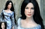 Liv Tyler as Arwen custom doll by noeling