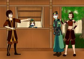 Back on Kyoshi... by kelso895