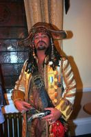 Gold Pirate Admiral by overlord-costume-art