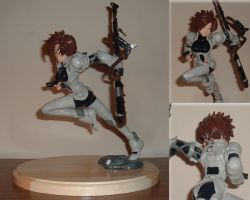 Iria - Resin Model by anthbald