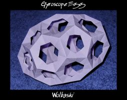 Gyroscope Egg by wolbashi