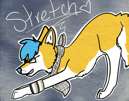 .:Streeetch by ThatsSoSketchy