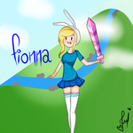 -. Fionna .- by CaNdYSwEeT16