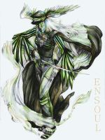 Mean Green Layering Machine by ensoul