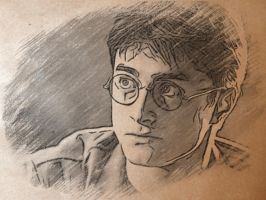 harry potter by sanjanaa
