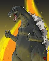 Kong Chronicles - GODZILLA by hawanja