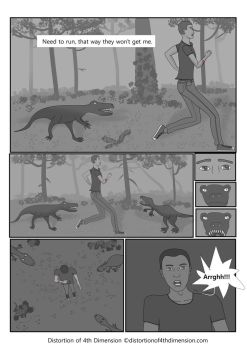 Distortion of 4th Dimension - Page 12 Chapter 3 by Oksana007
