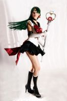 Super sailor pluto by Yunnale