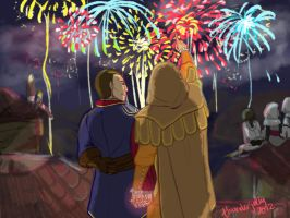 AC: Volpelli New Year by thunderjelly