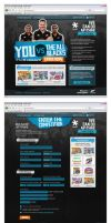 Telecom Backing Black Microsite by tmgtheperson