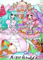 Paigeeworld Candyland by xXANJUXx13