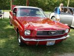1966 Ford Mustang by aibrean