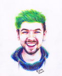 PAX Prime/West 2016 JackSepticEye GIFT by SimplEagle