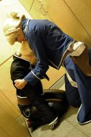 Edward and Riza - Help me by Majin-sama