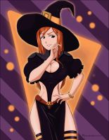 Orihime Halloween by Eguiamike