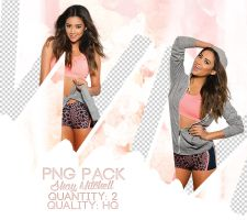 Png pack | Shay Mitchell by Whitemonsters