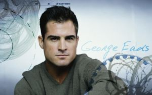George Eads Desktop Wallpaper by grace2design