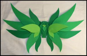 Leafy Wings by CraftyWingy