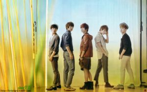 SHINee - looking back by Sweetkrystyna
