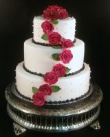 Wedding cake 85 by ninny85310
