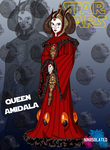characters promos: Queen Amidala by niniisolated