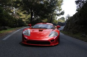 Saleen outdoor by HaryHerbert