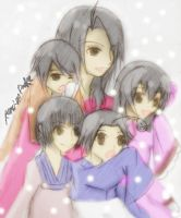APH East Asia Doodle by Kami-no-Douke