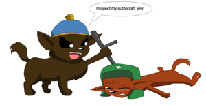 South Park: My Authoritah by KelseyEdward