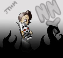 call me Nny :JTHM: by Obsequious-Minion