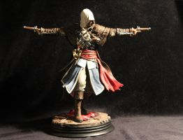 Edward Kenway (Assassin's Creed IV) Black Flag by Joker-laugh