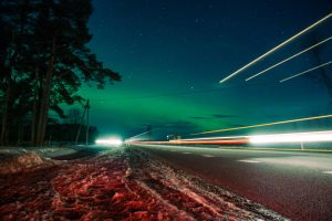 Approaching Borealis by puu4ux