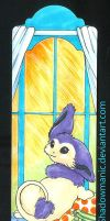 Pkmn bookmark Delcatty by Shadowmanic