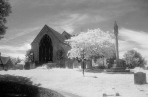 St. Mary's Church, Oxted. 6 by philaylen