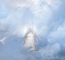 path to heaven by ArtAnda