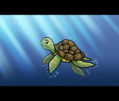 Sea Turtle by kaykaykit