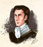 Mr.Darcy by Maggy-P