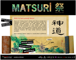 matsuri 2010 web site-flash by ygy
