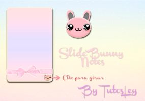 Skin Xwidget slide bunny by leyfzalley