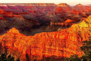 The Canyon - 6665-3A by BeauNestor