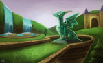 DAY 137. Spyro - Artisans (30 Minutes) by Cryptid-Creations