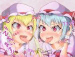 Remilia and Flandre 2 by mopgaski