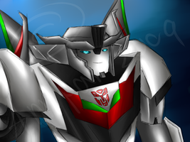 TFP Wheeljack by Annpar2009