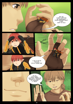 Forest of Tides G/t Page 19 by Ayami6