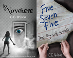 To Nowhere is FREE and Five Seven Five is 99 Cents by cewilson5