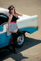 pin up style photo by favored by FanoRED