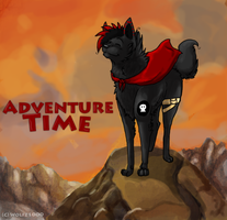 ADVENTURE TIEM by Ninjawoof