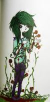 Like Roses by infectedNcontagious