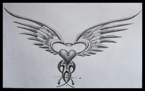 Heart of an Angel by cassiestep202